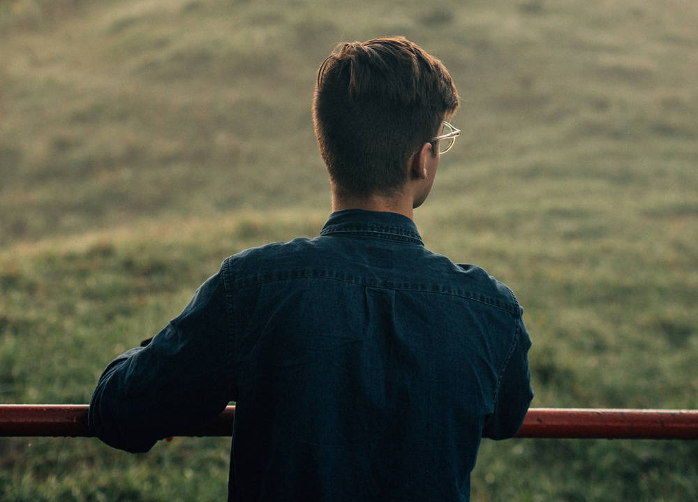 Many men feel adrift without any support system or coping skills during a divorce.