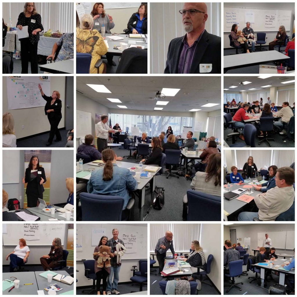 Scenes from the 2017 Collaborative Divorce Education Institute 3-Day Training at National University in Costa Mesa, California.